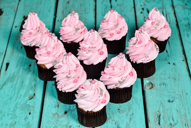 For Cute Girls Cupcakes