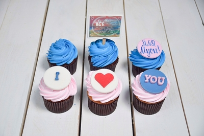 Cupcakes for Girl Friend