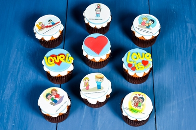 Love is Cupcakes