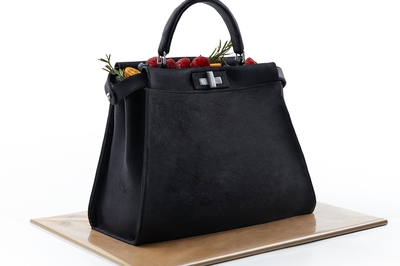 FENDI Peekaboo Black