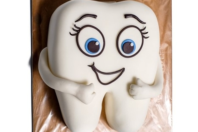 For Best Dentist Cake