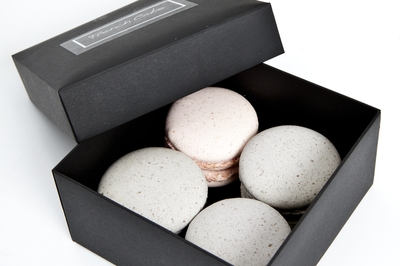 Luxury Box with a Macaron